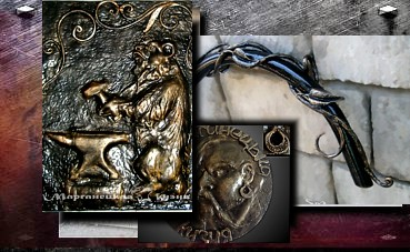 Скульптурные композиции